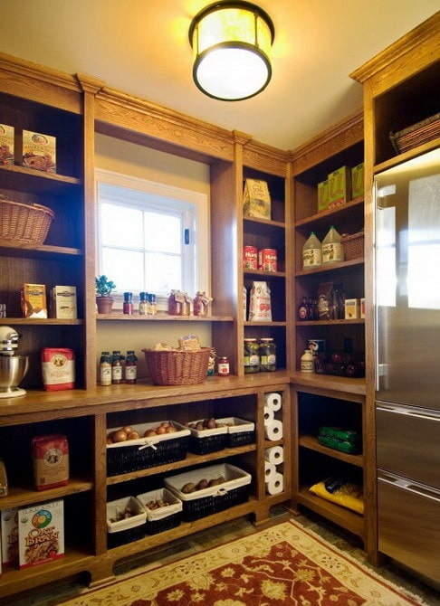 kitchen pantry organization ideas_08