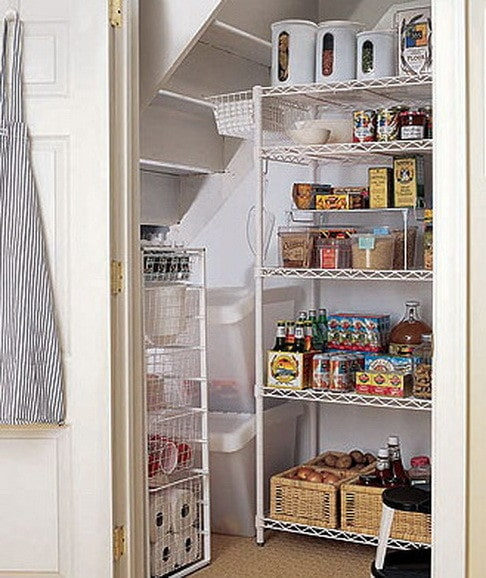 kitchen pantry organization ideas_10
