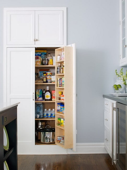 kitchen pantry organization ideas_12