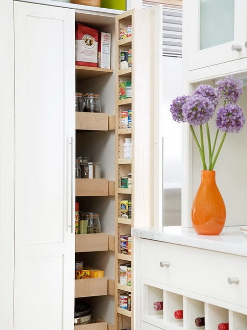 kitchen pantry storage ideas 31 kitchen pantry organization ideas storage solutions 19963