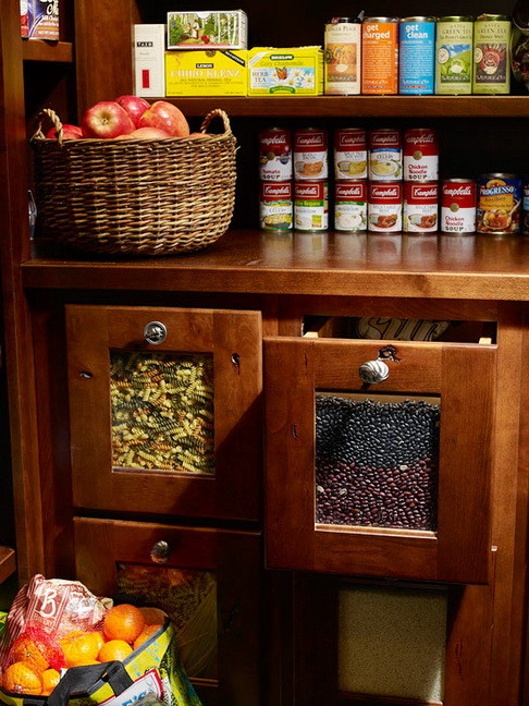 kitchen pantry organization ideas_14