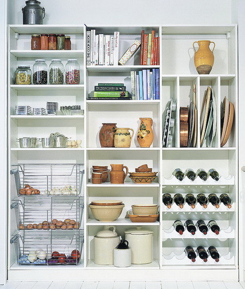 kitchen pantry organization ideas_18