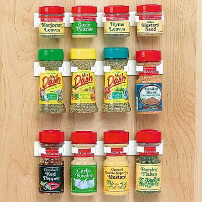 kitchen spice rack organizer