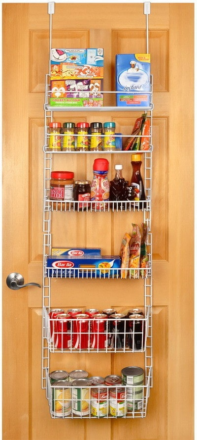 over the door kitchen storage 31 kitchen pantry organization ideas storage solutions 7257