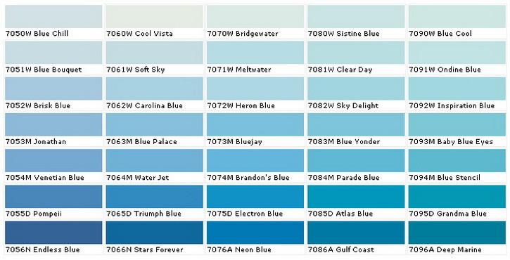 paint sample colors chart_3