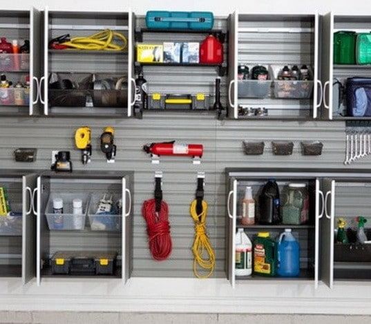 19 TIPS AND IDEAS FOR KEEPING YOUR GARAGE CLUTTER FREE. Garage Organization  ...