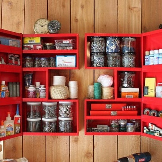 21 Garage Organization And DIY Storage Ideas - Hints And Tips ...