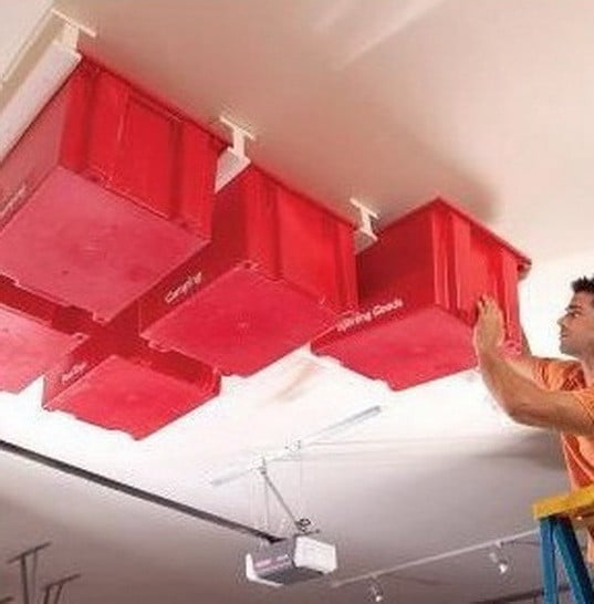 21 Garage Organization And DIY Storage Ideas