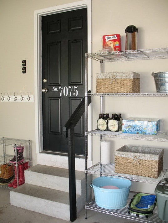 Garage Organization And Storage Ideas 21