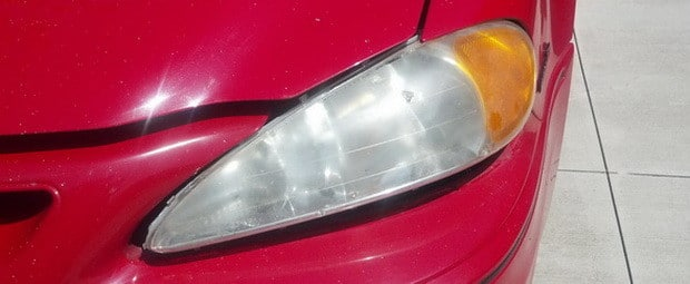 How To Fix And Repair Cloudy Oxidized Car Headlights Diy