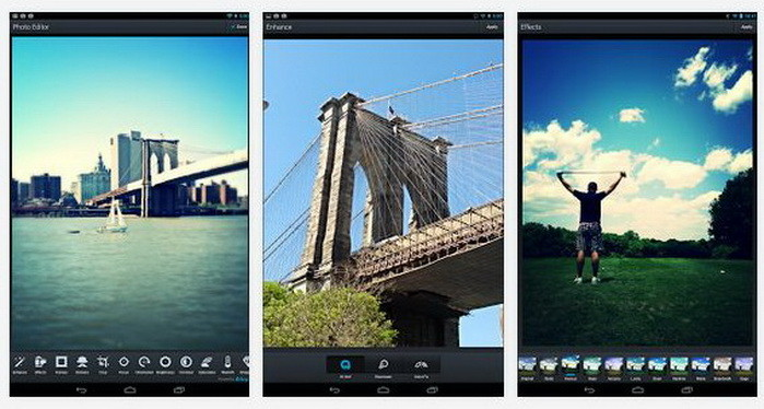 Photo Editor by Aviary - Best Photo App For Samsung Galaxy S4