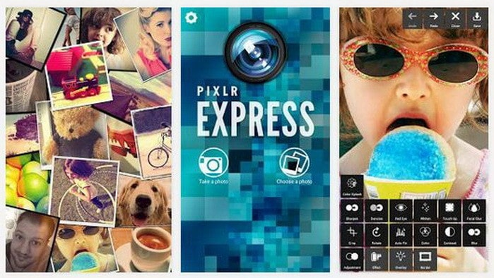 Pixlr Express - Best Photo App For Samsung Galaxy S4