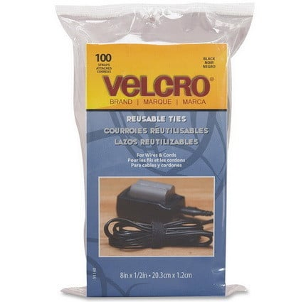 VelcroReusableSelfGripCableTies