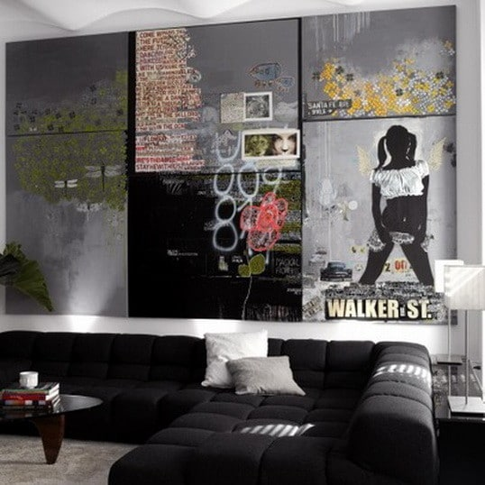 Wall Art Decor Ideas_011