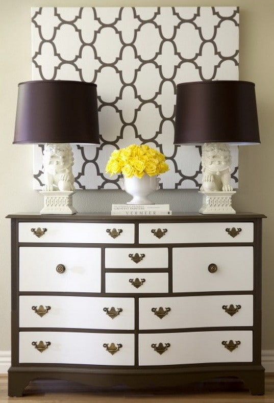diy painting furniture ideas. Ideas For Painted Furniture. 2 Tone Paint Job Furniture Restoration Diy Painting S