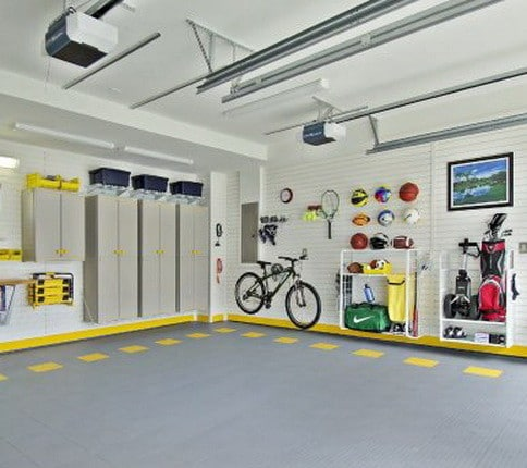 37 Ideas For An Organized Garage 01 02