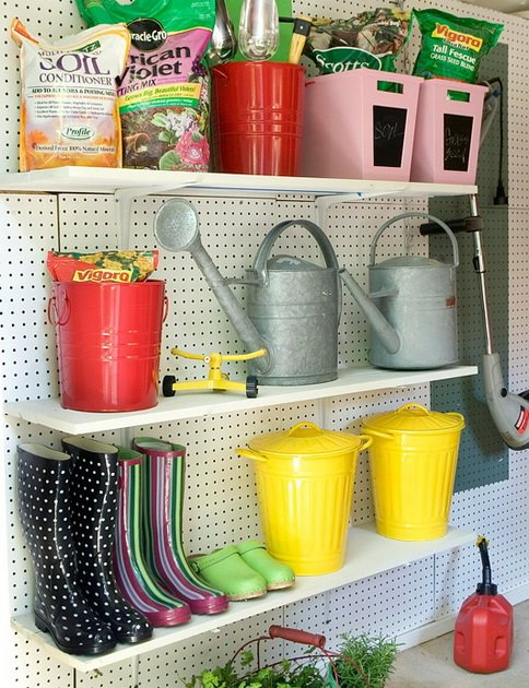 37 Ideas For An Organized Garage_14