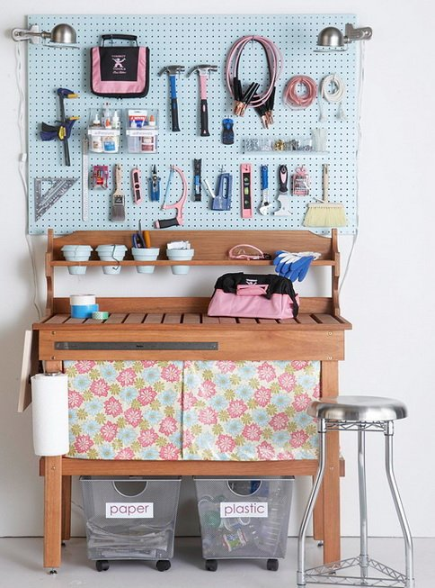 37 Ideas For An Organized Garage_15