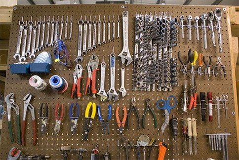37 Ideas For An Organized Garage_19