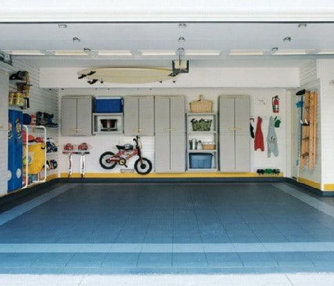 37 Ideas For A Clutter Free Organized Garage Storage