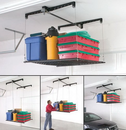 37 Ideas For An Organized Garage_33