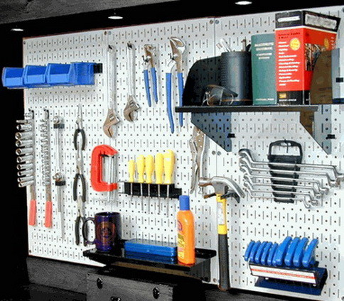 37 Ideas For An Organized Garage_36