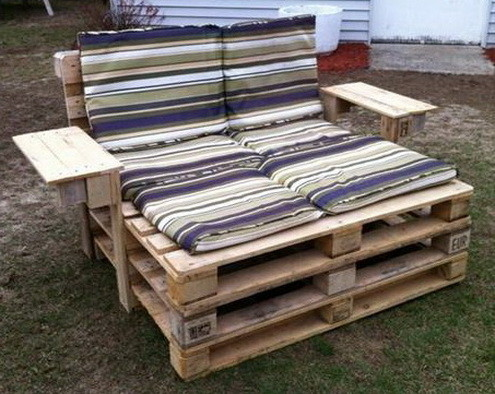46 genius pallet building ideas