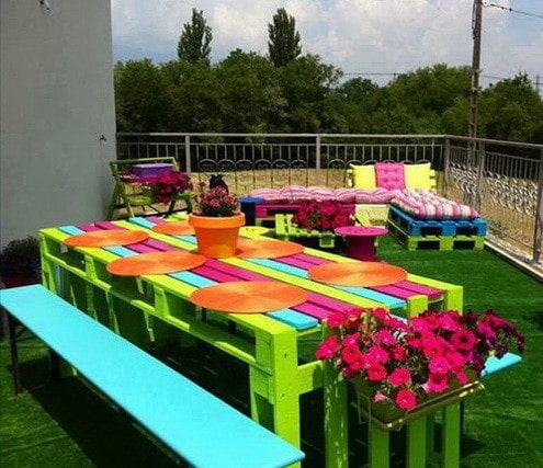 46 Genius Pallet Building Ideas | RemoveandReplace.