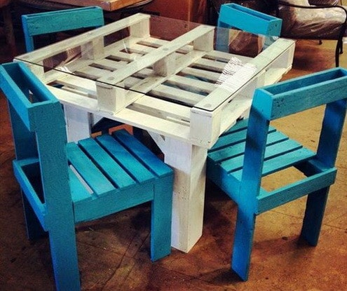 46 Genius Pallet Building Ideas_05