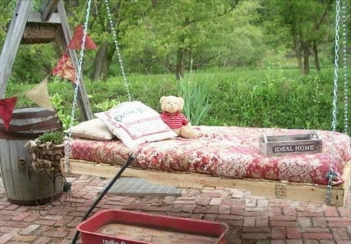 46 Genius Pallet Building Ideas_21