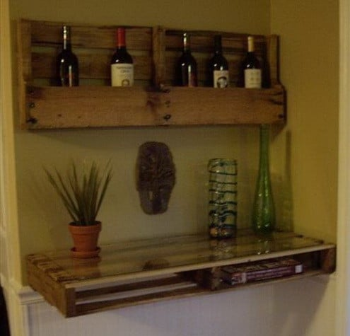 46 Genius Pallet Building Ideas_24