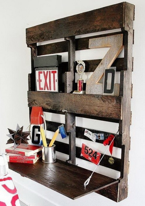46 Genius Pallet Building Ideas_28