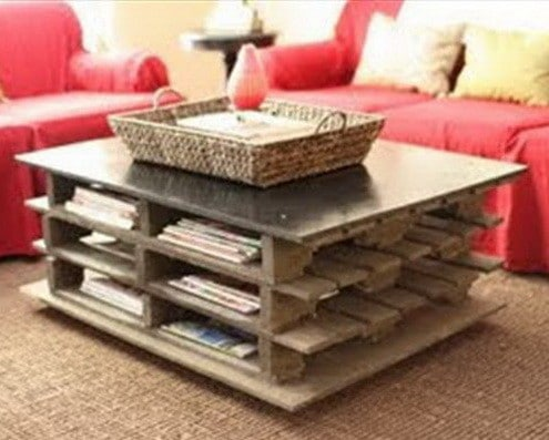 46 Genius Pallet Building Ideas_29