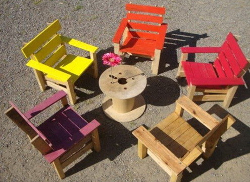 46 Genius Pallet Building Ideas_31