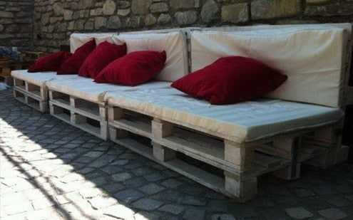 46 Genius Pallet Building Ideas_34