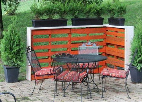 46 Genius Pallet Building Ideas_36