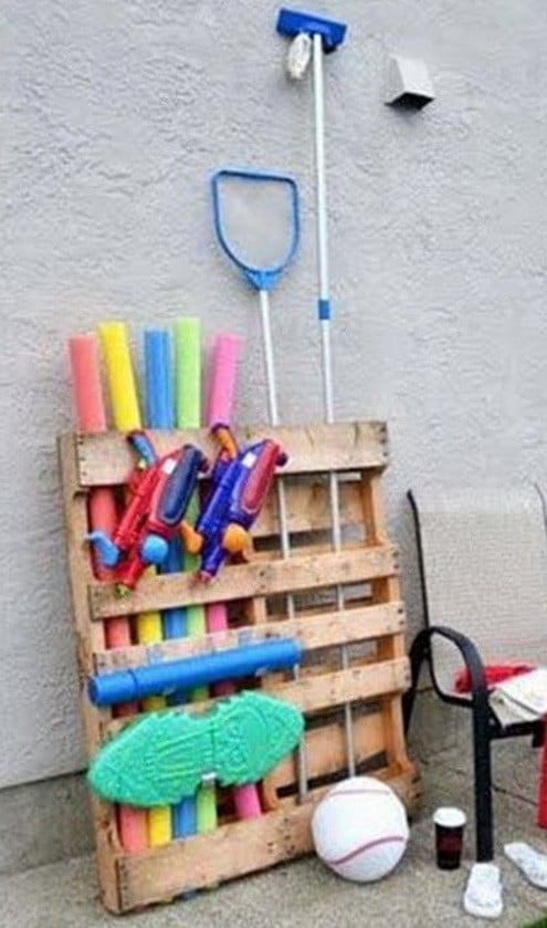 46 Genius Pallet Building Ideas_40