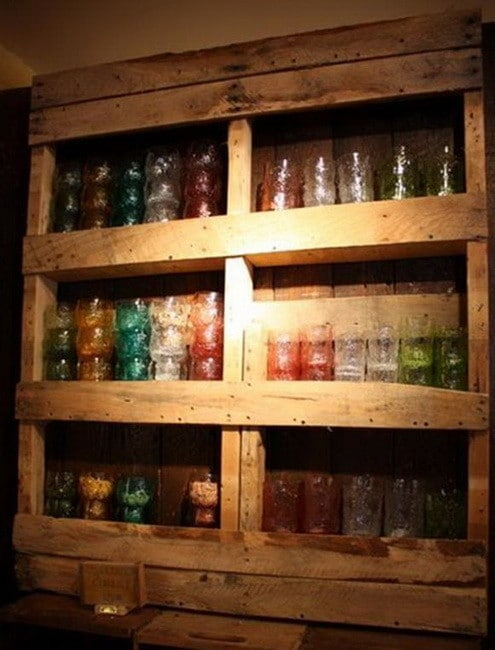 46 Genius Pallet Building Ideas_44