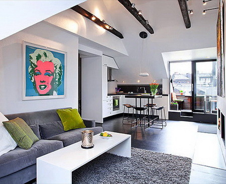 50 Amazing Decorating Ideas For Small Apartments_24