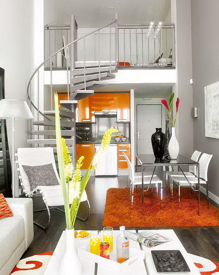 50 Amazing Decorating Ideas For Small Apartments_25