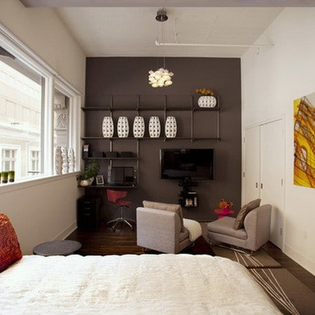 decorating ideas for loft small apartments design | 50 Amazing DIY Decorating Ideas For Small Apartments ...
