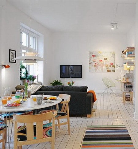 50 Amazing Decorating Ideas For Small Apartments_32