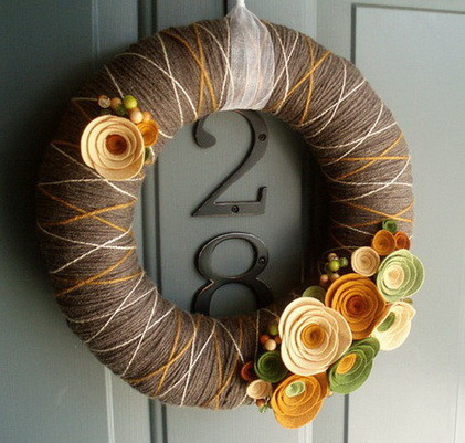 52 Fall Wreath Ideas_14
