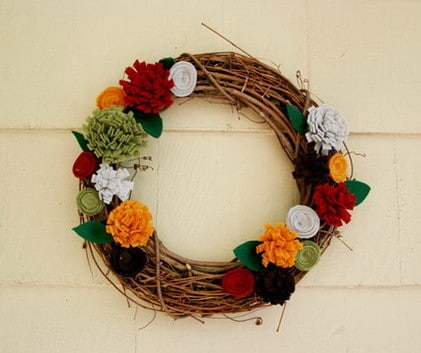 52 Fall Wreath Ideas_18