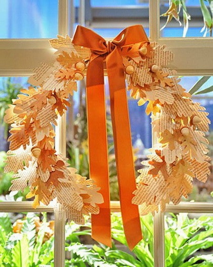 52 Fall Wreath Ideas_19