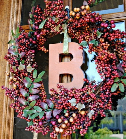 52 Fall Wreath Ideas_29