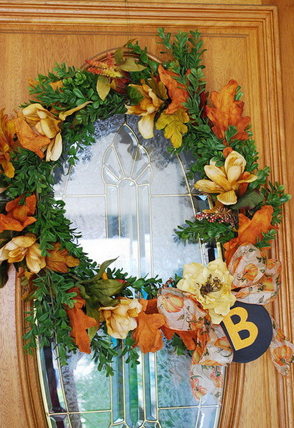 52 Fall Wreath Ideas_34