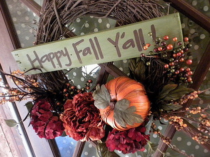 52 Fall Wreath Ideas_39