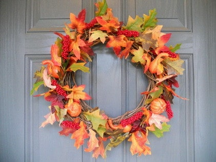 52 Fall Wreath Ideas_40