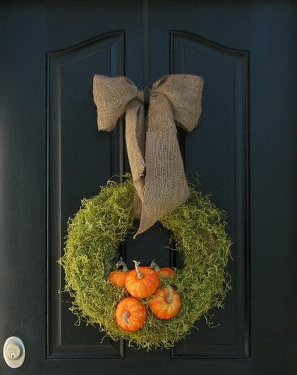 52 Fall Wreath Ideas_41